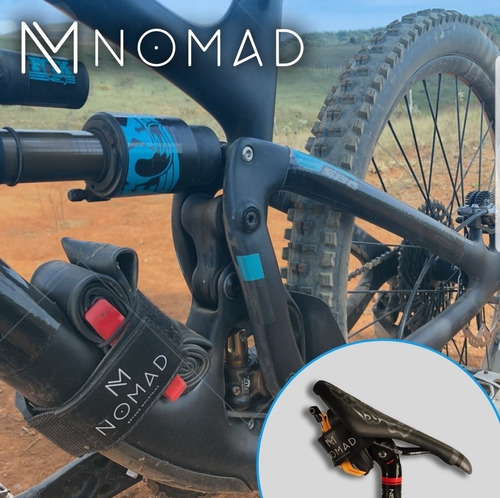 fita velcro p/ kit de reparo  wrap nomad- bike