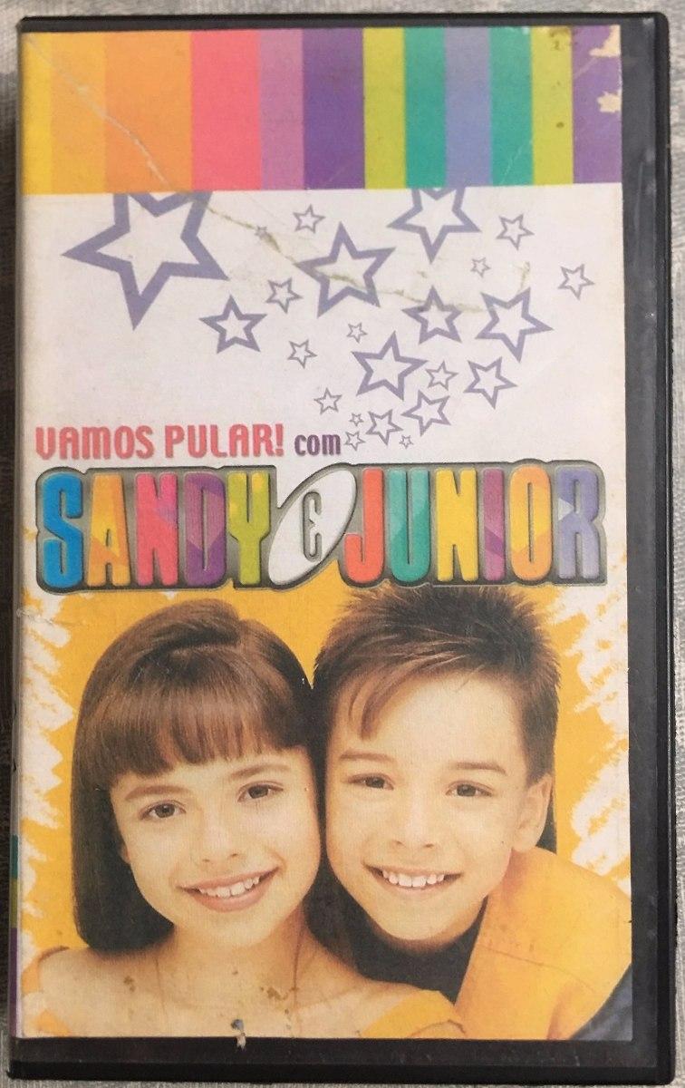 sandy e junior vamos pular