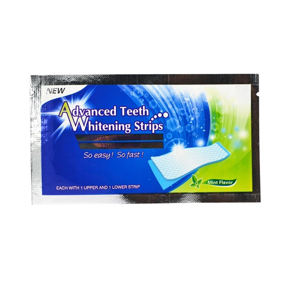 Fitas Para Clarear Os Dentes Tiras Whitestrips Importado R 99 90