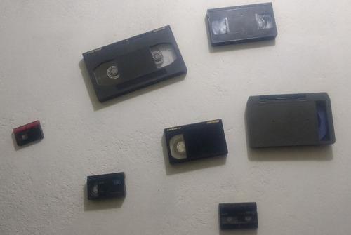 fitas vhs para dvd ou pendrive