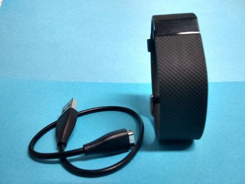 fitbit charge hr negro super precio promocion
