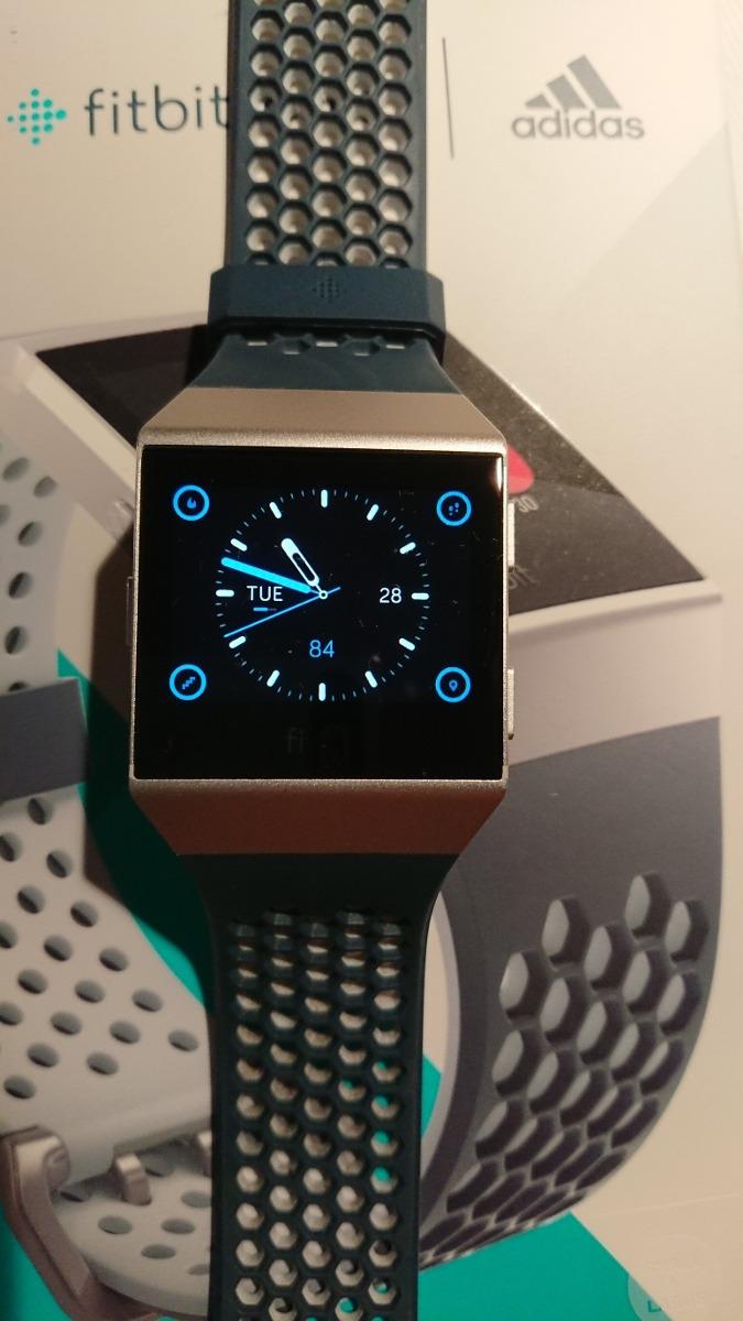 Fitbit Ionic Adidas Edition 500000 En Mercado Libre Cargando Zoom