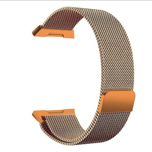 fitbit iónicos bandas pequeño , heystop milanese bucle ace