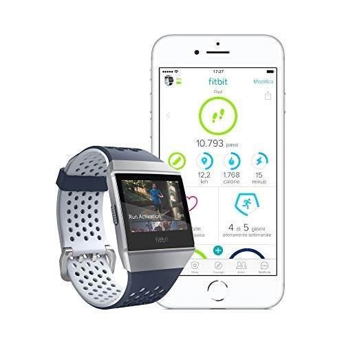 fitbit smartwatch ionic adidas edition reloj 7198