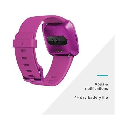 fitbit smartwatch versa lite, mulberry reloj 5338
