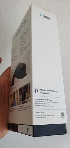 fitbit versa nuevo caja sellada