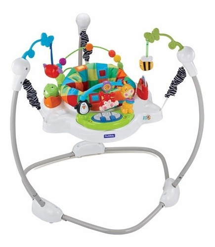 fitch baby - jumper para bebe con actividades