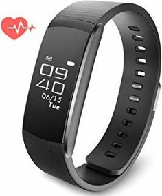 Tracker Rate Sports Band Smart Activity Watch Heart Fitness MqSzVpU