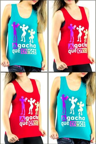 fitness esporte regata. Carregando zoom... kit 40 camiseta regata feminina  fitness esporte academia top 3776d4953ce