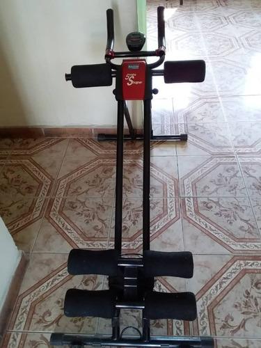 fitness maquina abdomina