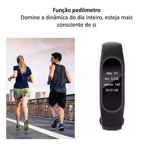fitness monitor smartband