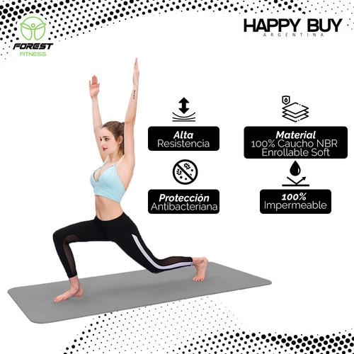 fitness pilates yoga mat