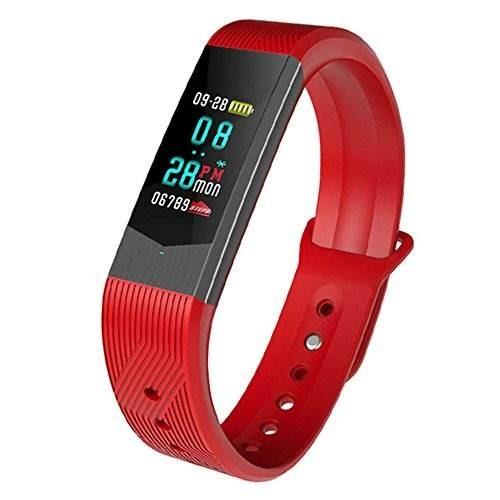 62a373504 Fitness Tracker Pulsera De Fitness Reloj Podómetro Monitor D ...