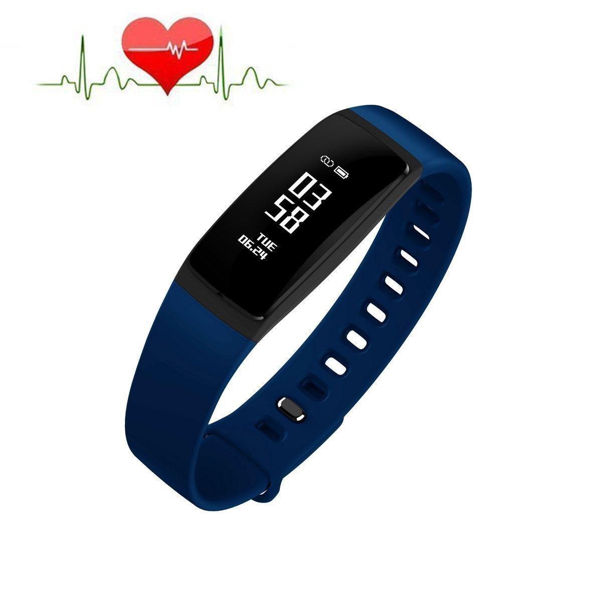 ba0c8a17f fitness tracker pulsera inteligente podómetro pulsera monit. Cargando zoom.