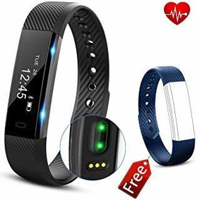 Fitness Band With Ste Rate Heart Tracker MonitorSmart 2DE9IH