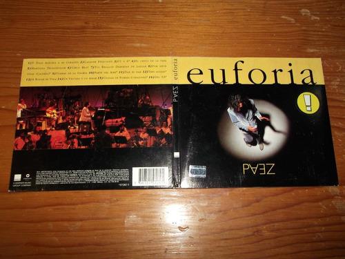 fito paez - euforia cd nac ed 1996 mdisk