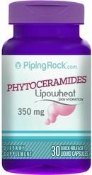 fitoceramidas (lipowheat) 350mg x 30 cáps. phytoceramides