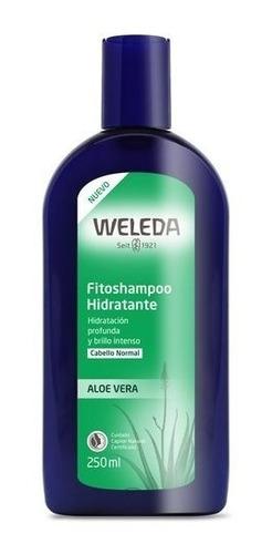 fitoshampoo hidratante de aloe vera weleda vegano local