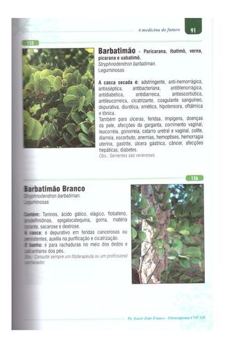 fitoterapia - 1000 plantas e ervas medicinais (03 unidades)