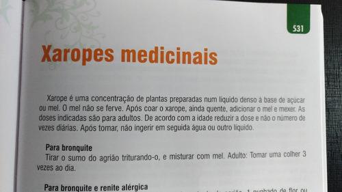 fitoterapia - 1000 plantas e ervas medicinais