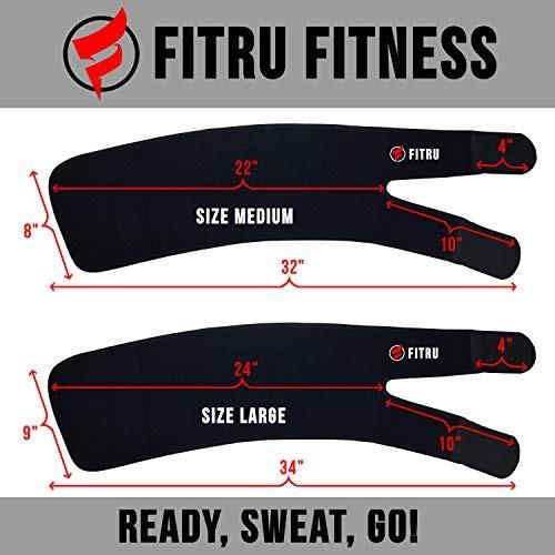510e482f1d7 Fitru Premium Thigh Trimmers For Men   Women
