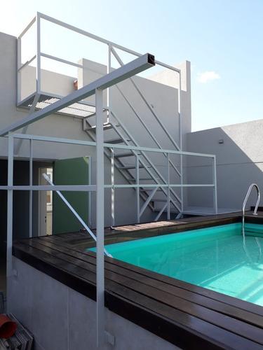 fitz roy 1400. estrenar. 3 amb. frente.balcón 2 baños 69 m2