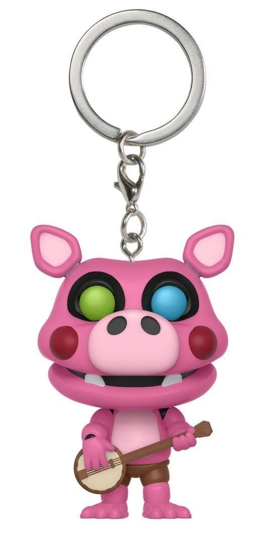 Funko-Pop Keychain Cinq Nights at Freddy/'s Pizza SIM-HELPY New