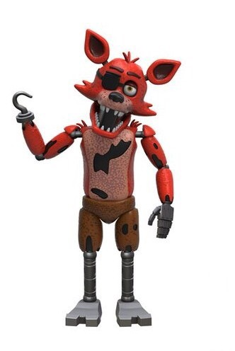 five nights freddy s at Foxy