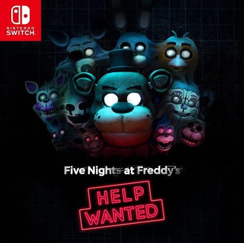 five nights at freddy's help wanted nintendo switch