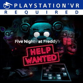 Five Nights At Freddy's Help Wanted Ps4 Envio Imediato