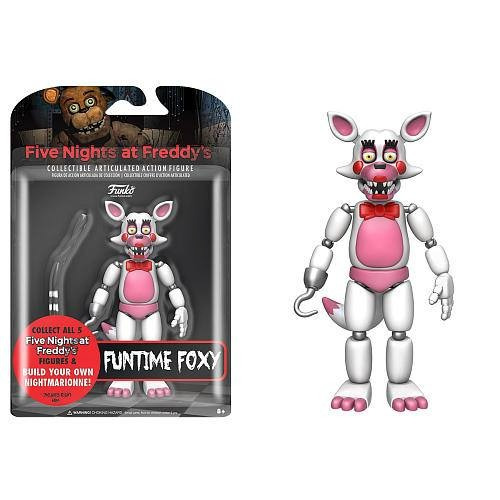 five nights at freddys muñeco articulado en stock original
