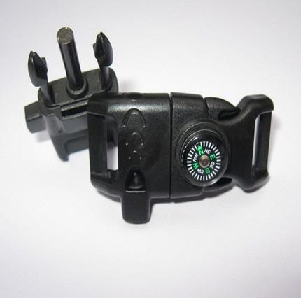 fivela 4x1 para pulseira tática paracord frete barato