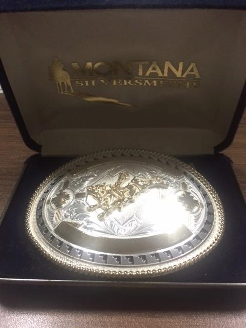 Fivela Importada U.s.a. Montana Silversmiths - R  669,00 em Mercado ... 8d511149f7