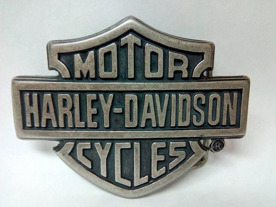 5371cdb104e Fivela P  Cinto Harley Carro Motoclube Mc Encontro Honda Cg - R  69 ...