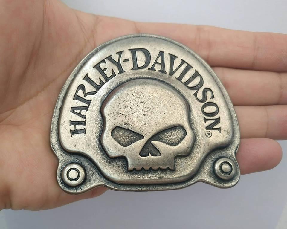 6d4e5573dd8 Fivela P Cinto Harley Davidson Moto Carro Iphone Suzuki Mc - R  69 ...