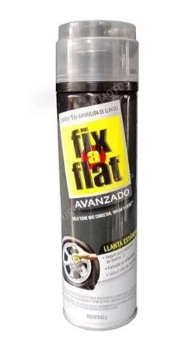 fix a flat aerosol inflador y sellador 453 gramos pichaduras