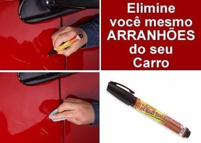 fix it pro - caneta tira riscos arranhões de carro + barato