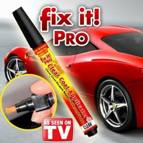 fix it pro elimina quita repara rayones en tu vehiculo carro