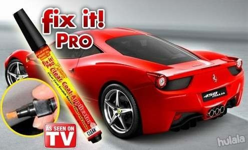 fix it pro quita rayaduras de autos facilmente tv simoniz