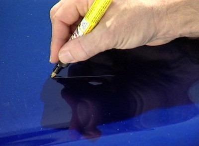 fix it pro reparador de rayones. repara borrando y sellando