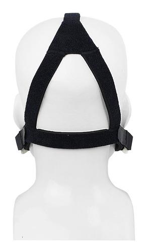 fixador (arnês) para máscara de cpap 3 pontas - nacional