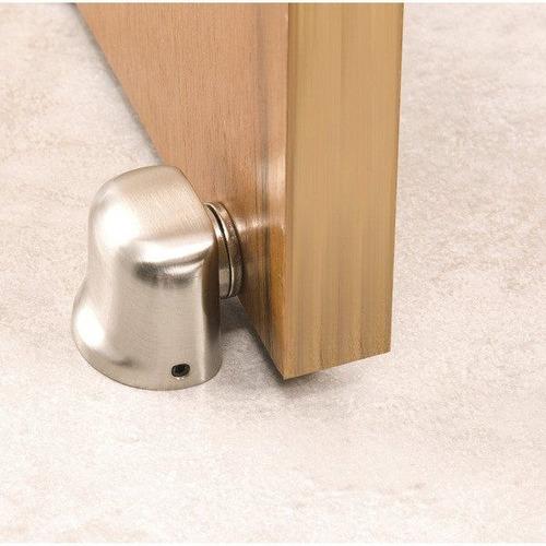 fixador de porta magnético com amortecedor - vonder
