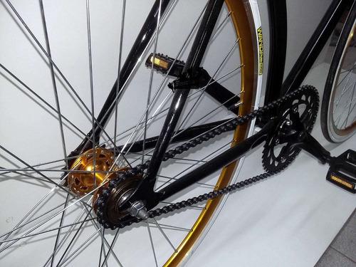 fixie rodado bicicleta