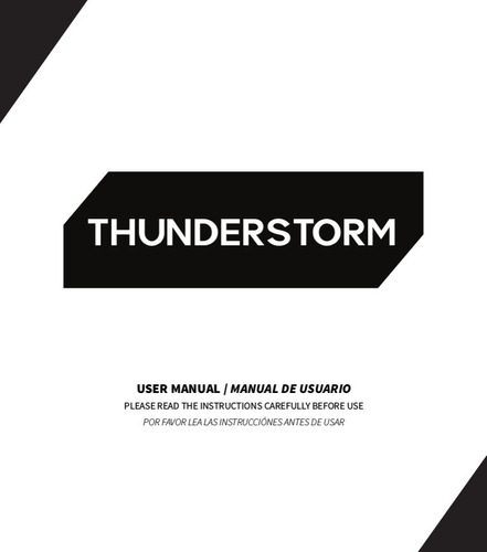 fixture de freestyler para efecto thunderstorm de tecshow