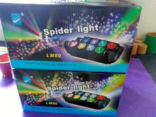fixtures de freestyler para spider lm80 de big dipper