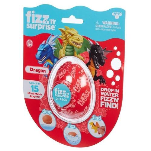 fizz 'n' surprise  dragão ovo surpresa  dtc 5087