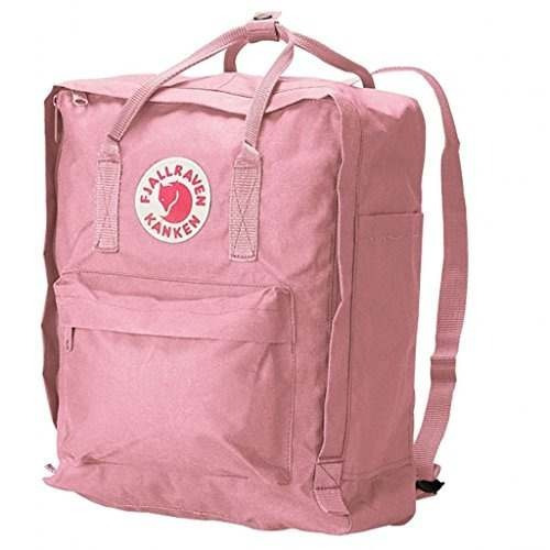 fjallraven kanken classic travel backpack pink buho store