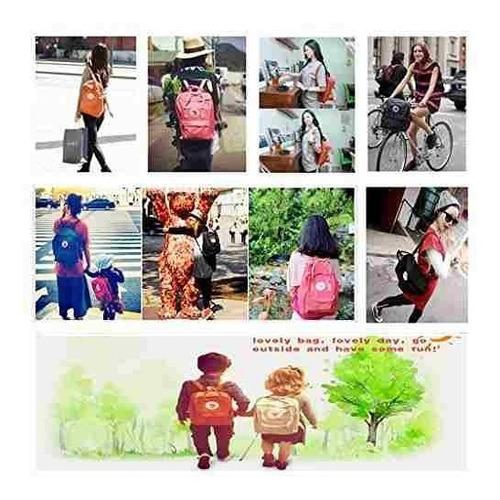 fjallraven kanken classic travel backpack pink buho store