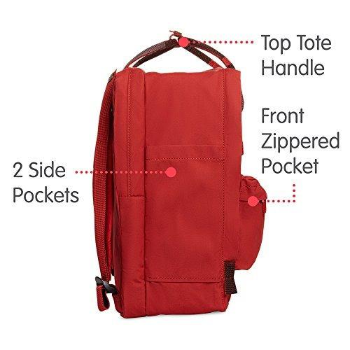 fjallraven kankenmochila 13laptop backpack