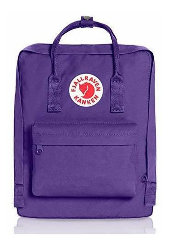 fjallraven - mochila clasica kanken para todos los dias
